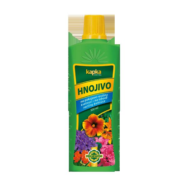 Pokojové kvetoucí 0.5l kapka