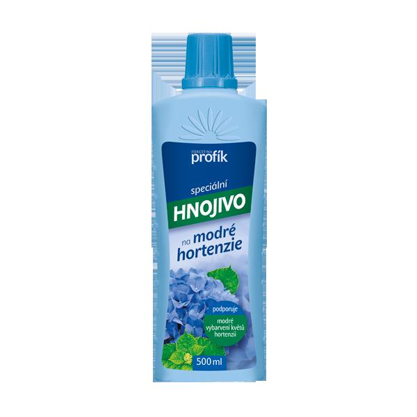 PROFÍK na modré hortenzie - speciální hnojivo pro modré hortenzie 0.5 l