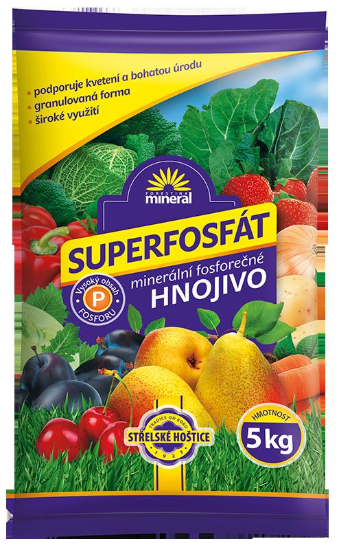 Superfosfát 5 kg